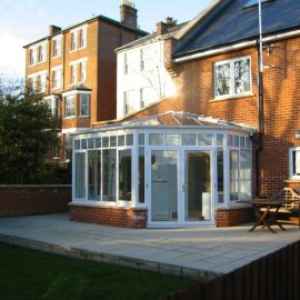 Conservatories and Roof Design Options
