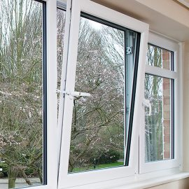 Double Glazed Windows In Warm Weather